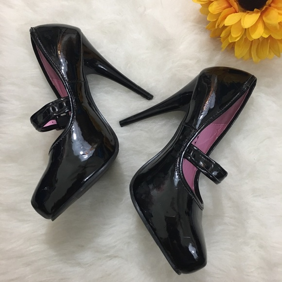 6f8f586ee9 Ellie Shoes Shoes | Babydoll Mary Jane Patent Leather | Poshmark